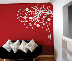 Small Picture Wall Decoration Wall Sticker Design For Bedroom Lovely Home