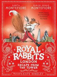 the royal rabbits of london escape from the tower