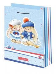 <b>Пакет подарочный</b> Зайка Ми, <b>33*45 см</b>, Микрос - купить в ...