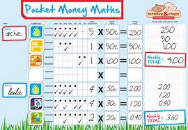 Pocket Money Maths