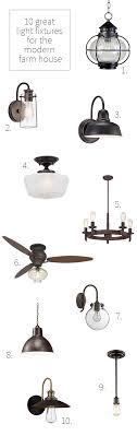 farmhouse style lighting fixtures. 10 great farm house light fixtures farmhouse style lighting a