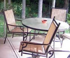 How to Clean Iron Patio Furniture