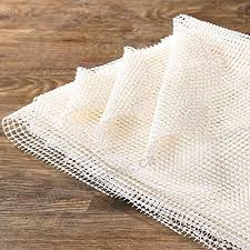 rhf non slip area rug pad 9 x 12 protect floors while
