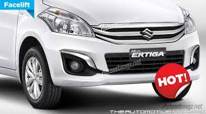 new car launches by march 2015Maruti Suzuki Ertiga Facelift  AT Launched at 599 Lakhs  Page 2