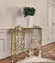 metal hall table. Dining Room Accent Tables Of Also Hall Table Ideas Great Entryway Designs And Pictures Inspirations Gold Metal O