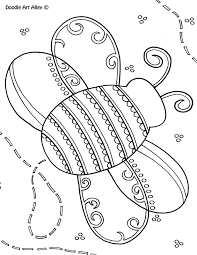 Click the spring color by number coloring pages to view printable version or color it online (compatible with ipad and android tablets). Spring Coloring Pages Doodle Art Alley