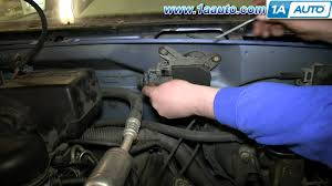how to install replace windshield wiper motor 1995 99 chevy tahoe how to install replace windshield wiper motor 1995 99 chevy tahoe gmc yukon