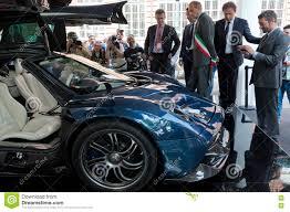 Fassino Design Parco Valentino Open Air Car Show In Turin Second