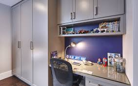 space saving furniture toronto. Factory-painted Custom Built-in Wardrobe And Desk By Space Solutions Toronto. Photo Saving Furniture Toronto