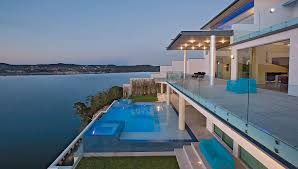 residential infinity pool. Perfect Pool Infinity Pool Lake View Acquavilla Residence Travis Texas To Residential Pool