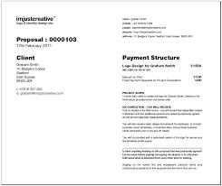Design Proposal Sample Graphic Design Business Proposal Sample
