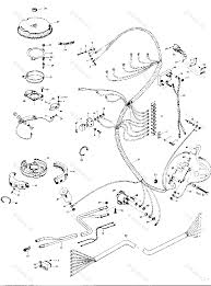 Mercury chrysler outboard parts by hp model 55hp oem parts diagram for electrical ponents boats