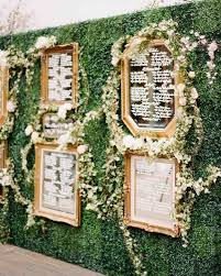 Indian Wells Tennis Seating Chart Ideas For Wedding Seating Chart Display The Backyard At Bee