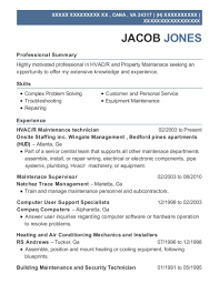 Hvac Resume Magnificent Onsite Staffing Inc Wingate Management Bedford Pines Apartments
