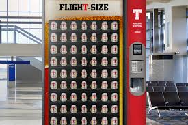 Vending Machines Edinburgh Fascinating Tennent's Launch 48ml 'flight Size' Cans So Beer Lovers Can Take