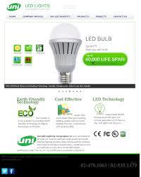 Uni Led Lighting Corporation Uni Led Lighting Competitors Revenue And Employees Owler