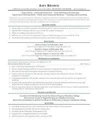 4th Grade Teacher Resume Sample 4th Grade Teacher Resume First Year Spacesheep Co