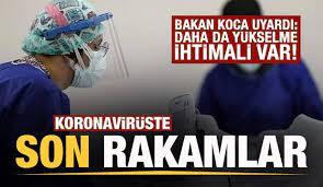Son dakika: 14 Ekim koronavirüs tablosu açıklandı! Hala kritik seviyede! -  GÜNCEL Haberleri