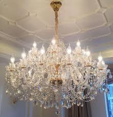 Großhandel Kristallkronleuchter Wohnzimmer Luxus Atmosphäre Restaurant Schlafzimmer Haushalt Lampe Llights Kronleuchter Villa Treppenhaus Esszimmer