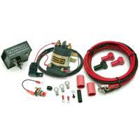 dual battery isolator painless wiring 4 wheel parts
