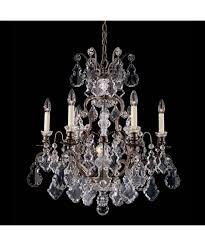 crystal chandelier schonbek arlington chandelier schonbek lighting