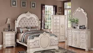 Distressed White Bedroom Furniture Editeestrela Design - Helena-Source