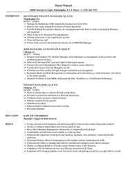 Finance Manager Resume Sample Auto Finance Manager Resume Samples Velvet Jobs 61