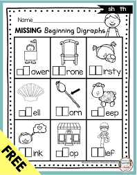 The alphabet (from phonics monster: 3 Phonics Worksheets Free Coworksheets