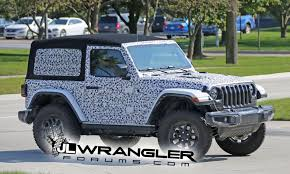 2018 jeep electric top. fine top jl wrangler 2door rubicon with soft top seen in most revealing form yet on 2018 jeep electric top