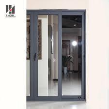 Sliding Door Designs For Balcony Exterior Balcony Aluminium Profiles Large Sliding Glass Doors