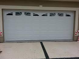 16 x 8 garage door garage door garage door dark brown impact glass full 16 x 16 x 8 garage door