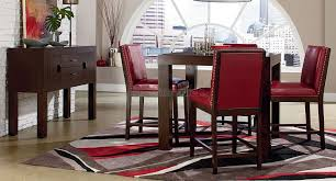 Red Dining Room Chairs Surprising Red Dining Room Furniture Sets Contemporary 3d House