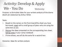 death of a salesman symbolism essay death of a salesman symbolism essay applying for a position letter