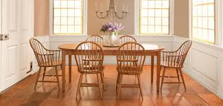 Solid Wood Dining Tables Vermont Woods Studios - Dining room table solid wood