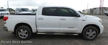 2008 Toyota Tundra Limited CrewMax pickup truck | Item DB024...