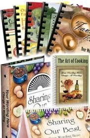 Image result for fundraiser cookbook
