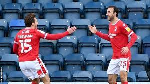 Find nottingham forest fixtures, results, top scorers, transfer rumours and player profiles, with exclusive photos and video highlights. Wycombe Wanderers 0 3 Nottingham Forest Glenn Murray Scores Twice For Reds Bbc Sport