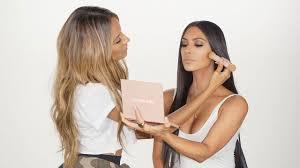 kim kardashian west makeup tutorial new kkw reveal desi perkins