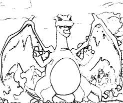 Charizard Pokemon Card Coloring Pages Sumptuous Colouring In Me