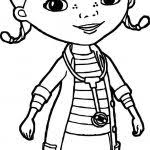 15 Awesome Doc Mcstuffins Coloring Pages Karen Coloring Page
