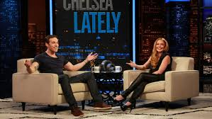takes over chelsea lately with jokes about kristen stewart justin bieber hollywood reporter