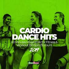 Edm Dance Charts Cardio Dance Hits 2019 60 Minutes Mixed Edm For Fitness