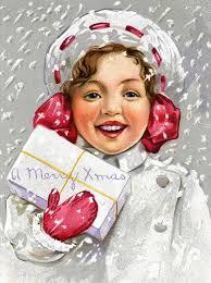 Bildresultat för free christmas vintage pictures