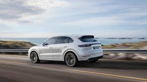2019 Porsche Cayenne Turbo: 550 hp will help get the kids to ...