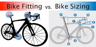 Bike Fitting Chart Bike Fitting Vs Bike Sizing Two Pivotal Aspects Of Cycling