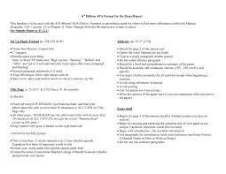 6th Edition Apa Format For The Essay App3036 Vu Studocu
