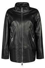 <b>Кожаная куртка MIO CALVINO</b> арт MIOAK10128W_BLACK ...