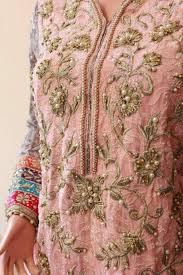 handmade embroidery dresses 2019 trending
