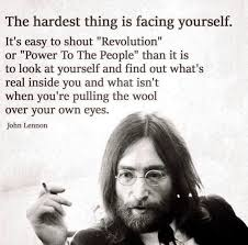 Quotes About Facing Yourself Best Of Pin By Renee Nabkey On John Lennon Pinterest John Lennon
