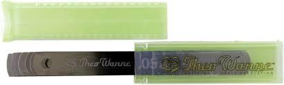 Amazon Com Theo Wanne Saxophone Mouthpiece Feeler Gauge Set